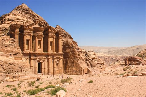 and stone city petra the rose red desert stone city breathe with us