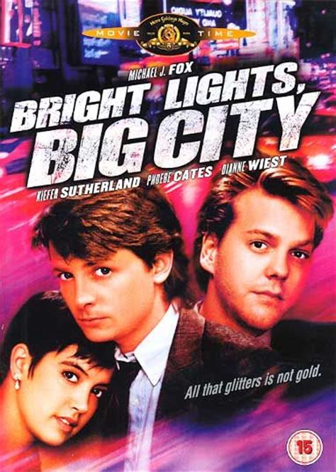 michael j fox bright lights big city bright lights big city 1988 on collectorz core movies