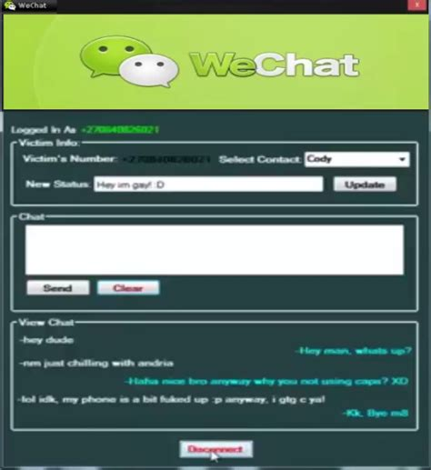 apk we chat wechat hack tool apk free