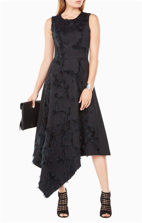 Lauretta Eyelash Jacquard Dress