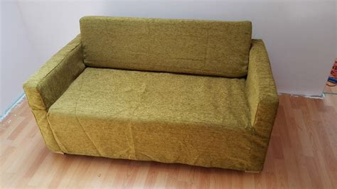 ikea solsta sofa bed slipcover slipcover for solsta sofa bed from ikea olive green