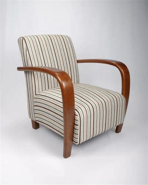 stripe armchair restmore stripe armchair contemporary armchairs