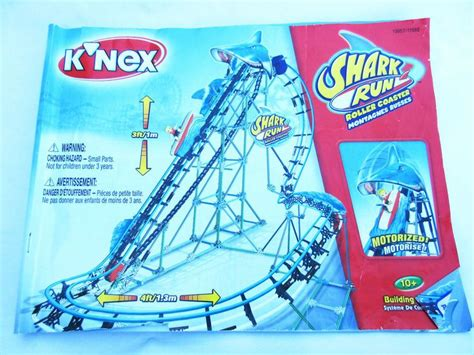 k nex swing ride instructions 163 3 99 k nex shark run roller coaster instructions knex
