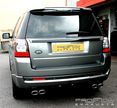 freelander land rover 2017 land rover freelander 2 with proflow exhaust s custom