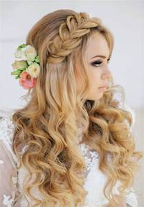 20 creative and beautiful wedding hairstyles for long hair
