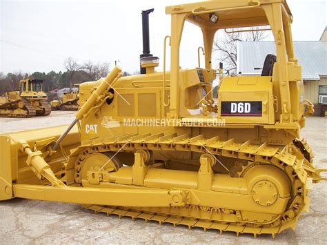 cat sections 1978 cat d6d sale in oklahoma 432467