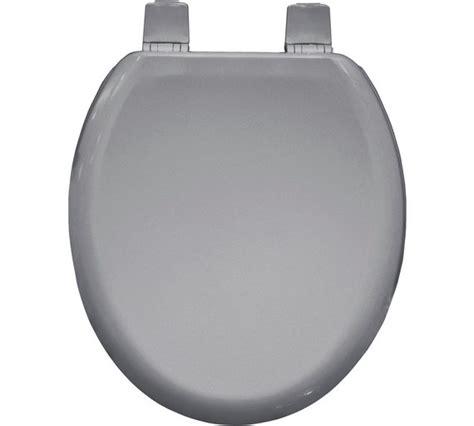 argos toilet seat fitting buy bemis chicago moulded wood toilet seat whisper grey