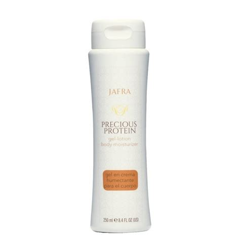 Jafra Precious Protein Hydrating Shower Gel Original Bpom jafra precious protein royal almond olive absolute and image