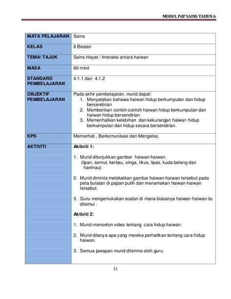 Handbook Pengajaran Dan Penbelajaran Sains modul pengajaran dan pembelajaran sains tahun 6
