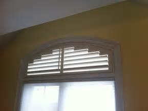 Eyebrow Arch Window Treatments - image