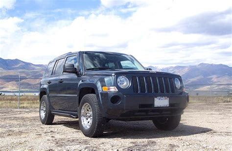 jeep commander vs patriot jeep patriot lift kit compass ebay
