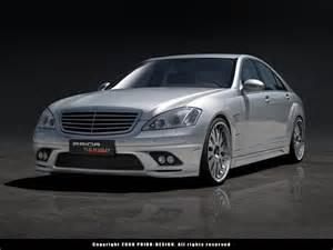 prior design mercedes s class s430 s500 s550 s600 s55
