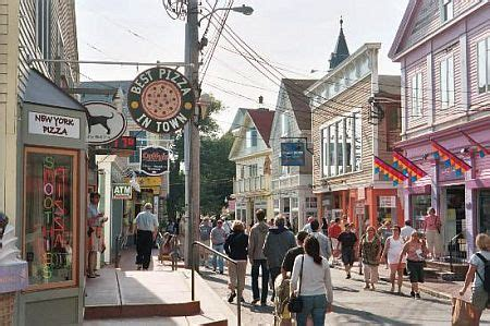 Top Bars Boston Visiting Provincetown Ma
