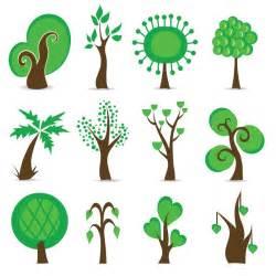 Tree Symbol Tree Symbols Vector Graphic Free Vector Graphics All