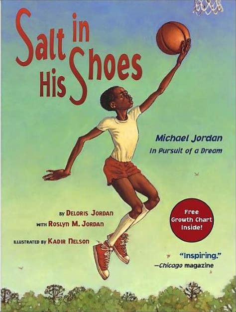 michael jordan biography barnes and noble salt in his shoes michael jordan in pursuit of a dream by