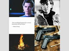The Outsiders Imagines - AU : (Y/N), Ponyboy & Johnny ... C. Thomas Howell In The Outsiders