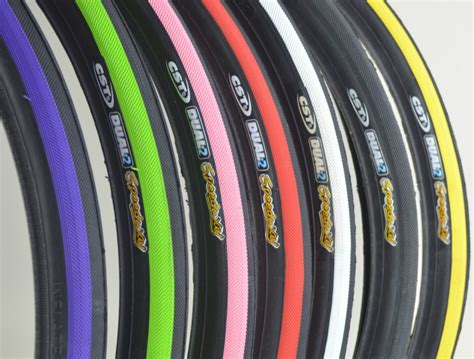 bmx bike tires colored verip for