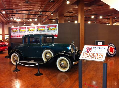 oakland pontiac pontiac oakland automobile museum musei 205 n mill st