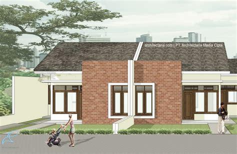 desain rumah tak depan desain depan rumah type 45 desain rumah mungil type 45 pt