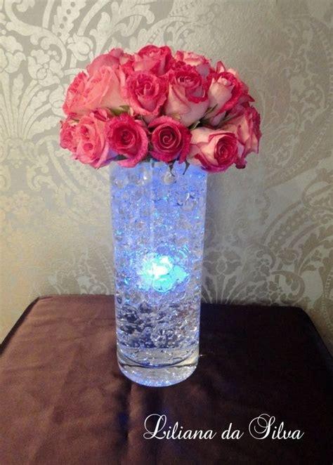 floral arrangement glowing centerpiece idea playlist