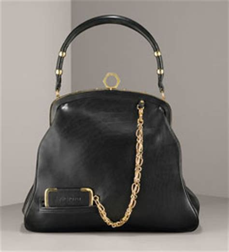 Zac Posen Alexia Frame Bag by Featured Designer Zac Posen Via Hauteness The Handbag