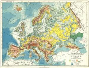Map Of Europe Mountains by Gallery For Gt Europe Mountains Map