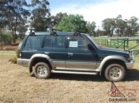 mitsubishi mitsubishi pajero 1995 gls lwb 4x4 for sale in australia mitsubishi pajero gls lwb 4x4 1995 4d wagon 4 sp automatic 4x4 3 5l in barmedman nsw