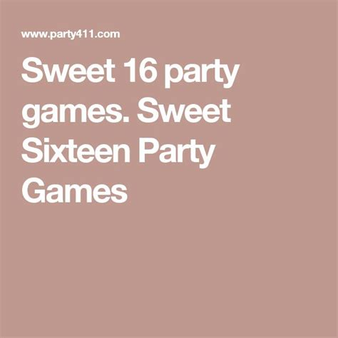 printable games for sweet 16 party 1000 ideas about sweet 16 games on pinterest 16