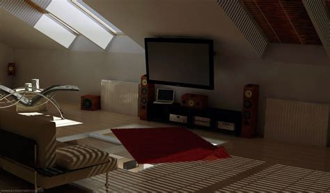 attic tv room hanging a tv in an attic search family room attic search and lofts