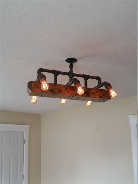 How To Build Your Own Kitchen Island by 23 Shattering Beautiful Diy Rustic Lighting Fixtures To