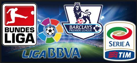 Calendario De Todas Las Ligas De Futbol Siguiendo Las Ligas Europeas A La Nueva Usanza