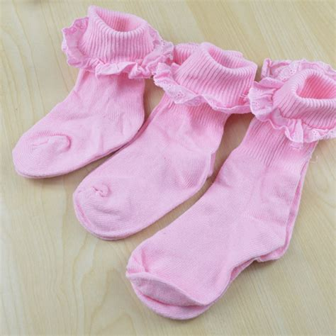 High Quality Ruffle Blouse Tmc2841 Black Import Korea lovely baby ruffle frill lace socks toddler gifts socks