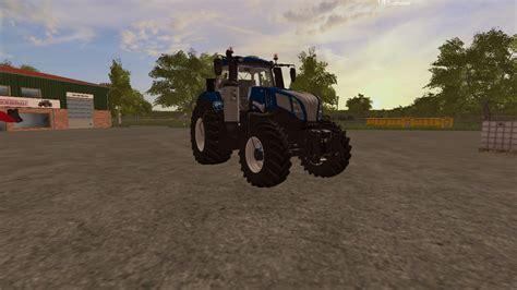 T 8 Ls by New T8 Blue Power V 0 1 Ls17 Farming Simulator