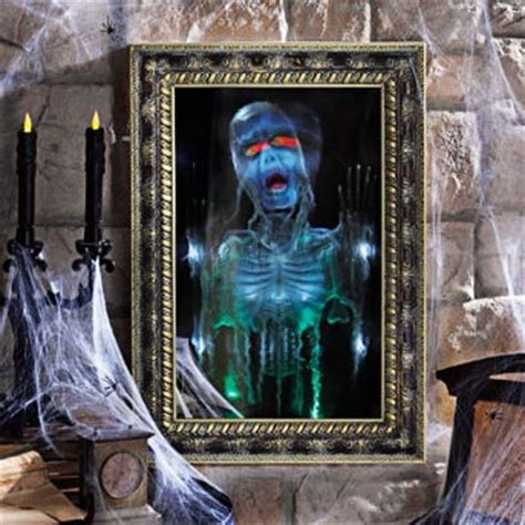 haunted magic mirror spooky home decor this