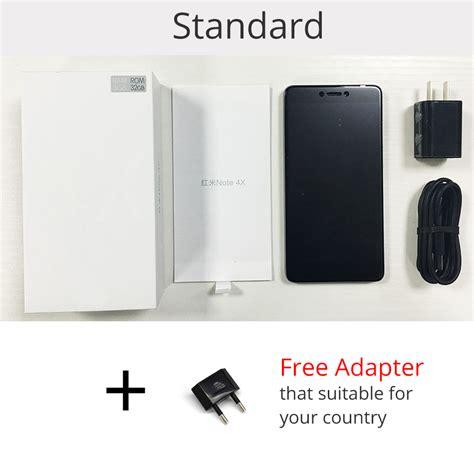 Original Xiaomi Redmi Note 4x Snapdragon 3 32 Grey Garansi Disri 1 מוצר original xiaomi redmi note 4x 4 x mobile phone