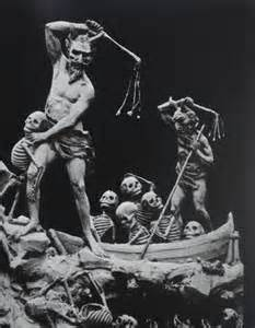 row row row your boat occult yah mule wait a minute here diableries pinterest