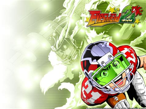wallpaper android eyeshield 21 kobayakawa sena 393888 zerochan