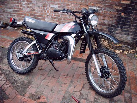 Yamaha Dt175mx 1981 Restored 1981 yamaha dt175mx sold