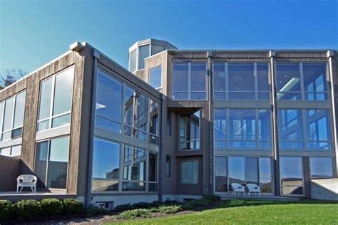 house design glass modern contemporary glass house near west point new york
