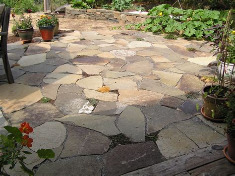 sandstone patio cedar sustainable woodwork