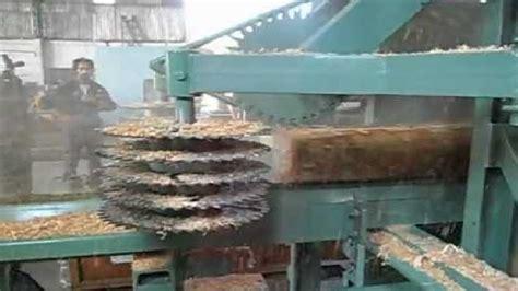 amazing fastest wood sawmill machines working wood