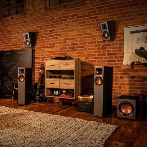 klipsch  sa dolby atmos elevation surround speakers