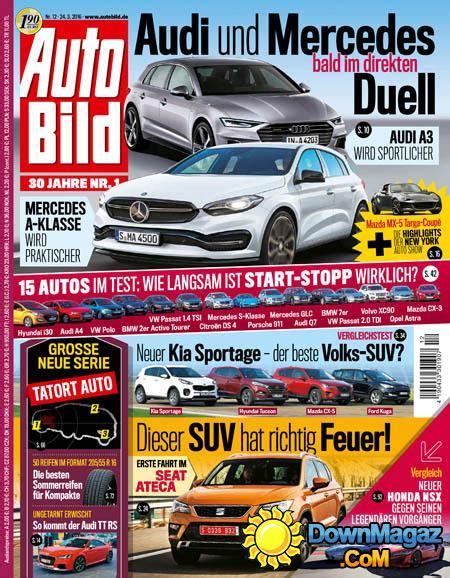 Auto Bild 03 by Auto Bild 12 24 03 2016 187 Pdf Magazines