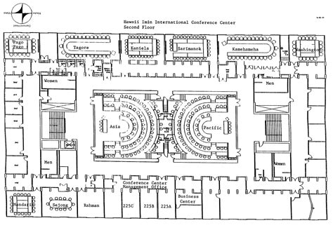 wh floor plan second floor plan first white house house plans 65543