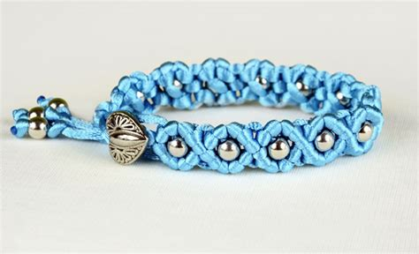 Easy Macrame Bracelet Patterns - the gallery for gt macrame bracelet patterns easy