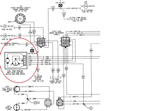 94 town car fuel sending unit wiring diagram get free