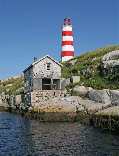 sambro island lighthouse nova scotia canada  lighthousefriendscom