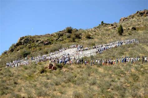 Colorado School Of Mines Calendar Colorado School Of Mines M On Mt Zion Shines Brighter