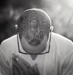 49 insanily cool head tattoos design bump