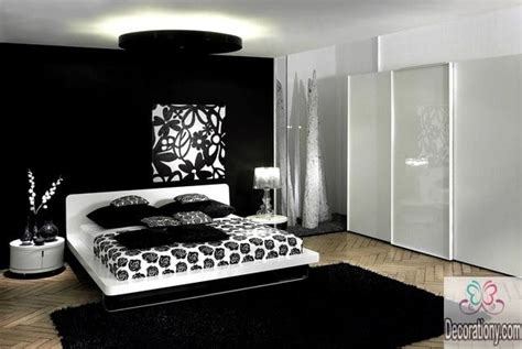 black decor 35 affordable black and white bedroom ideas decorationy